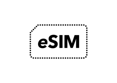 GSMA eSIM icon POSITIVE RGB 380x269 - Návod: Ako aktivovať eSIM na iPhone XR a XS