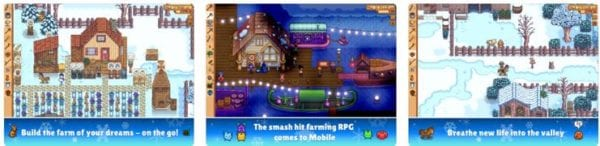 Stardew Valley 600x146 - Zlacnené aplikácie pre iPhone/iPad a Mac #25 týždeň