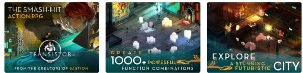 Transistor 600x145 - Zlacnené aplikácie pre iPhone/iPad a Mac #04 týždeň