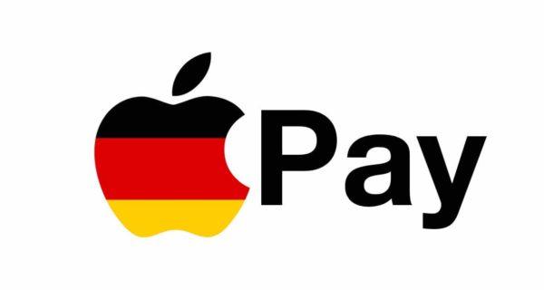 apple pay germany logo 600x320 - Apple Pay je od dnes dostupné v Nemecku