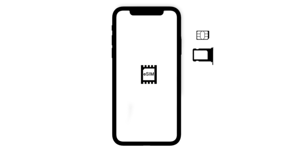 iphone dual sim eSIM 600x300 - eSIM od Orange funguje aj na iPhone, ako ju aktivovať?