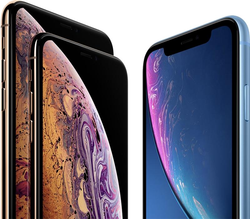 iphone xs vs xr - iOS 12.1.2 opravuje chyby s podporou eSIM