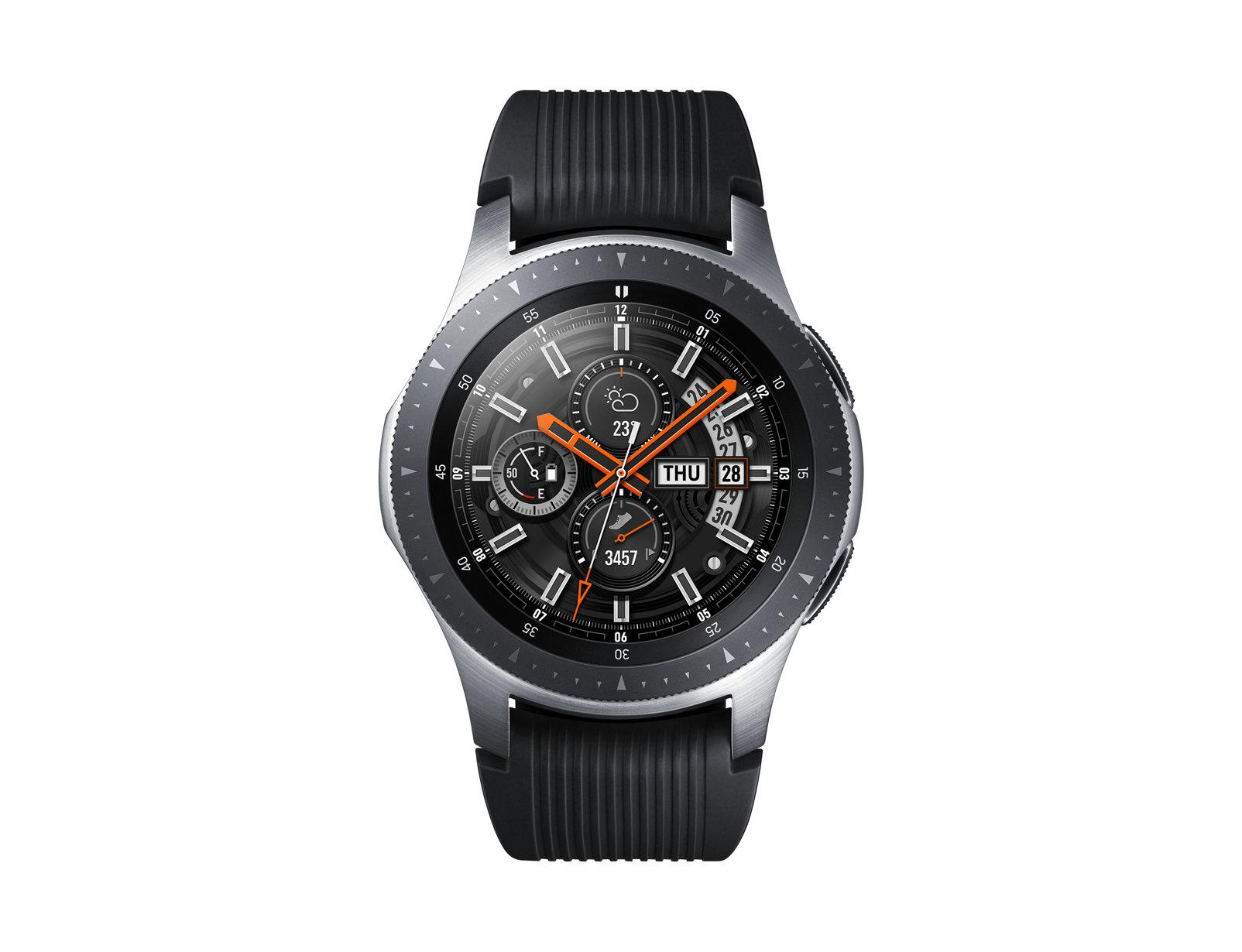 my galaxy watch r800 sm r800nzsaxme frontsilver 118455433 - Update: Orange spúšťa podporu pre eSIM, zatiaľ len pre hodinky od Samsungu