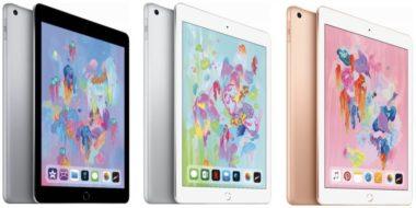 2018 9.7 inch ipad 800x399 380x190 - Apple začína vyrábať nový iPad a AirPods