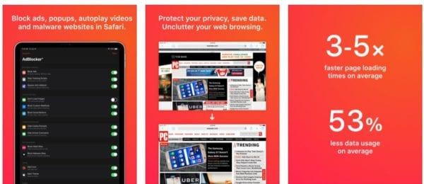 AdBlocker⁺ 600x260 - Zlacnené aplikácie pre iPhone/iPad a Mac #11 týždeň