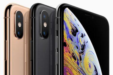 Apple iPhone XS XS Max XR size comparison vs iPhone 8 8 Plus Galaxy S9 S9 Note 9 OnePlus 6 380x253 - WSJ: následovník iPhonu XS Max bude mít tři kamery, iPhone XR dvě