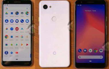 """Google Pixel 3 Lite Images 696x438 380x239 - Na internet uniklo video na kterém má být údajně Google Pixel 3 """"Lite"""""""