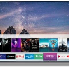 Samsung iTunes TV