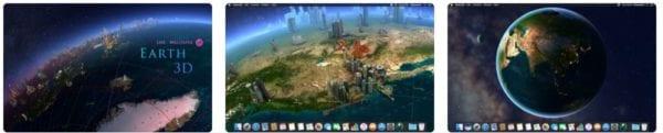 earth 3d 600x121 - Zlacnené aplikácie pre iPhone/iPad a Mac #10 týždeň