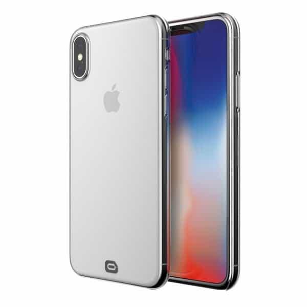 ultratenky polykarbonatovy kryt pre iphone xxs odzu crystal thin priehladna - Kryt Odzu pre iPhone X/XS so zľavou 60%