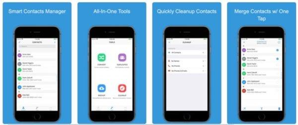 1Contact Pro 600x253 - Zlacnené aplikácie pre iPhone/iPad a Mac #50 týždeň