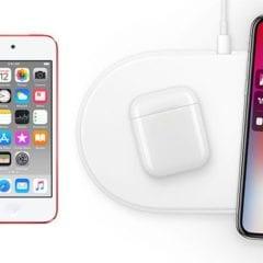 airpower airpods ipod touch 800x407 240x240 - AirPower a nových AirPods by se měly dostat k prvním zákazníkům někdy v první polovině 2019, nový iPod Touch je také očekáván