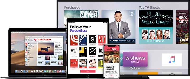 appleservices news tv devices - Apple Event už 25. marca: nové mediálne služby a hollywoodska smotánka