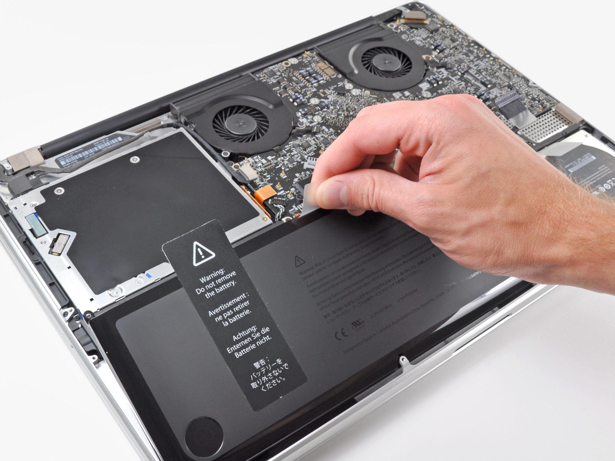 MacBook Battery - Ako vdýchnuť starému Macu nový život?