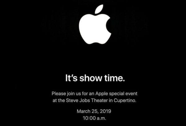 """appleitsshowtimeevent 800x543 600x407 - Apple rozeslal médiím pozvánky na letošní první mediální akci, """"It's Show Time"""", konat se bude 25. března/marca"""
