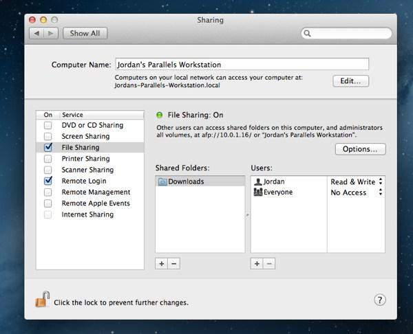 filesharing2 - Ako vdýchnuť starému Macu nový život?