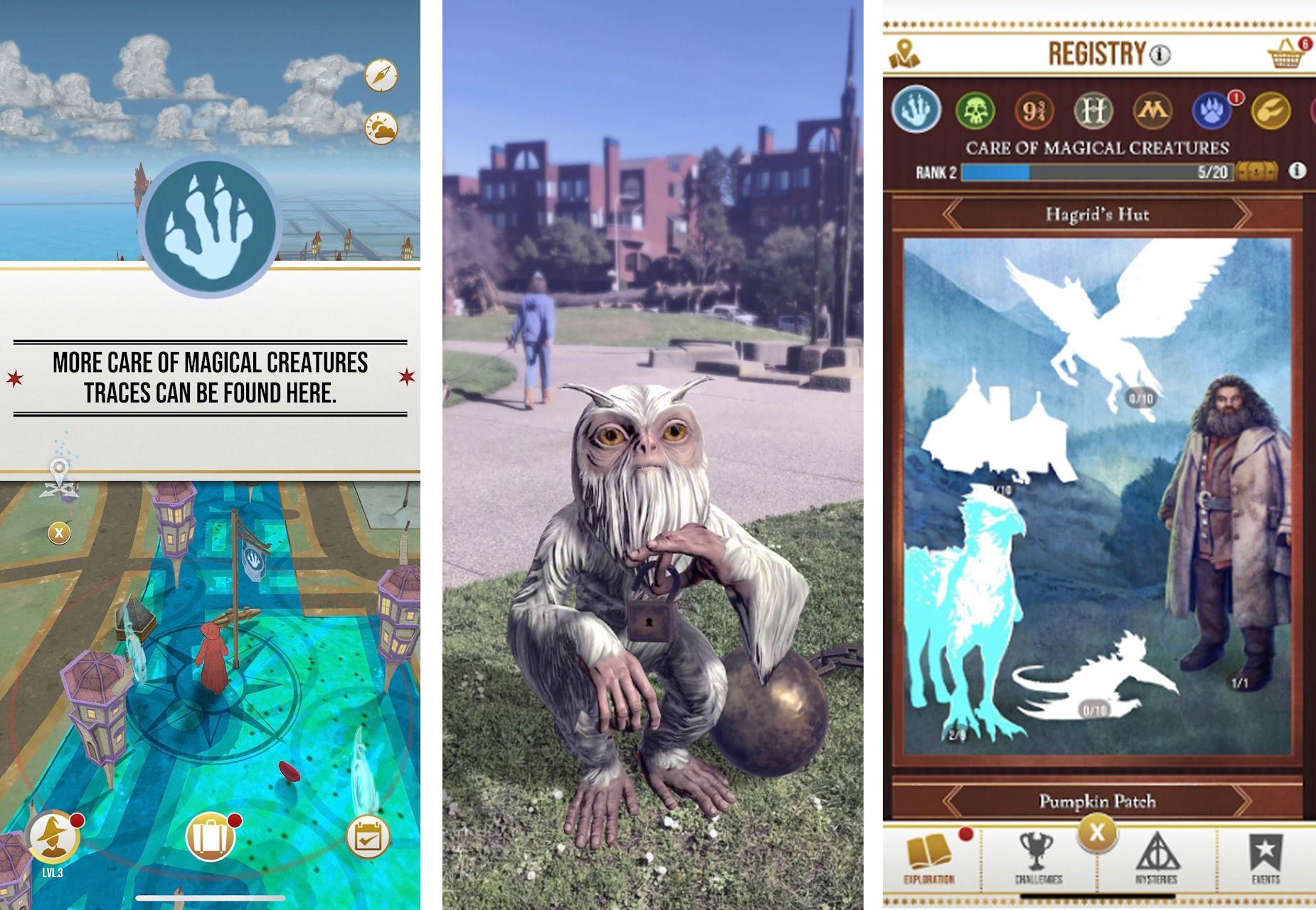 harry potter wizards unite 1 - Týždeň v skratke: nové iPady, rýchlejšie iMacy, AirPods 2 a mnoho ďalšieho
