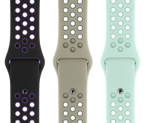 nike sport loop spring 600x508 - Další novinkou představenou tento týden jsou nové Apple Watch řemínky a kryty