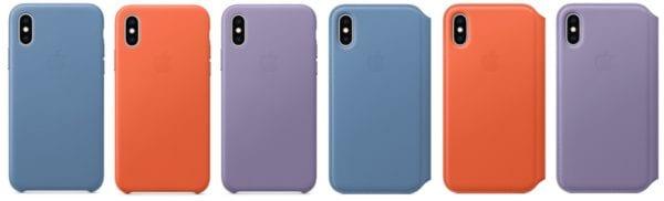 spring leather iphone cases 600x182 - Další novinkou představenou tento týden jsou nové Apple Watch řemínky a kryty