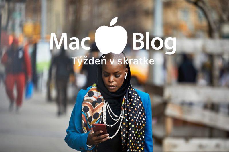 tyzdenvskratke mar3 800x533 - Týždeň v skratke: nové iPady, rýchlejšie iMacy, AirPods 2 a mnoho ďalšieho