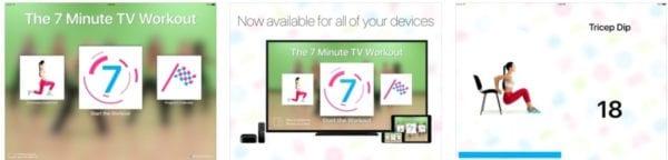 7 Minute TV Workout 600x144 - Zlacnené aplikácie pre iPhone/iPad a Mac #12 týždeň