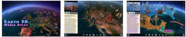 Earth 3D World Atlas 600x122 - Zlacnené aplikácie pre iPhone/iPad a Mac #23 týždeň