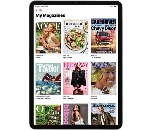 applenewsmymagazines 800x687 600x515 - Apple News+ si v prvních 48 hodinách po spuštění předplatilo přes 200 000 lidí