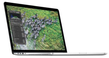 macbook pro retina 380x203 - Apple zvoláva na výmenný program všetky 15-palcové MacBooky Pro s Retina displejom
