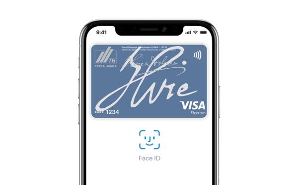 tatra banka apple pay official 600x374 - Apple Pay je dostupné na Slovensku!