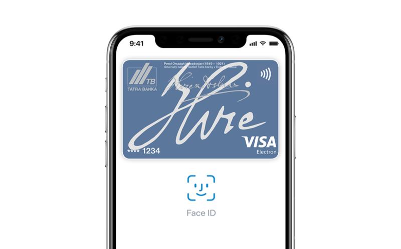 tatra banka apple pay official 800x498 - Apple Pay je dostupné na Slovensku!