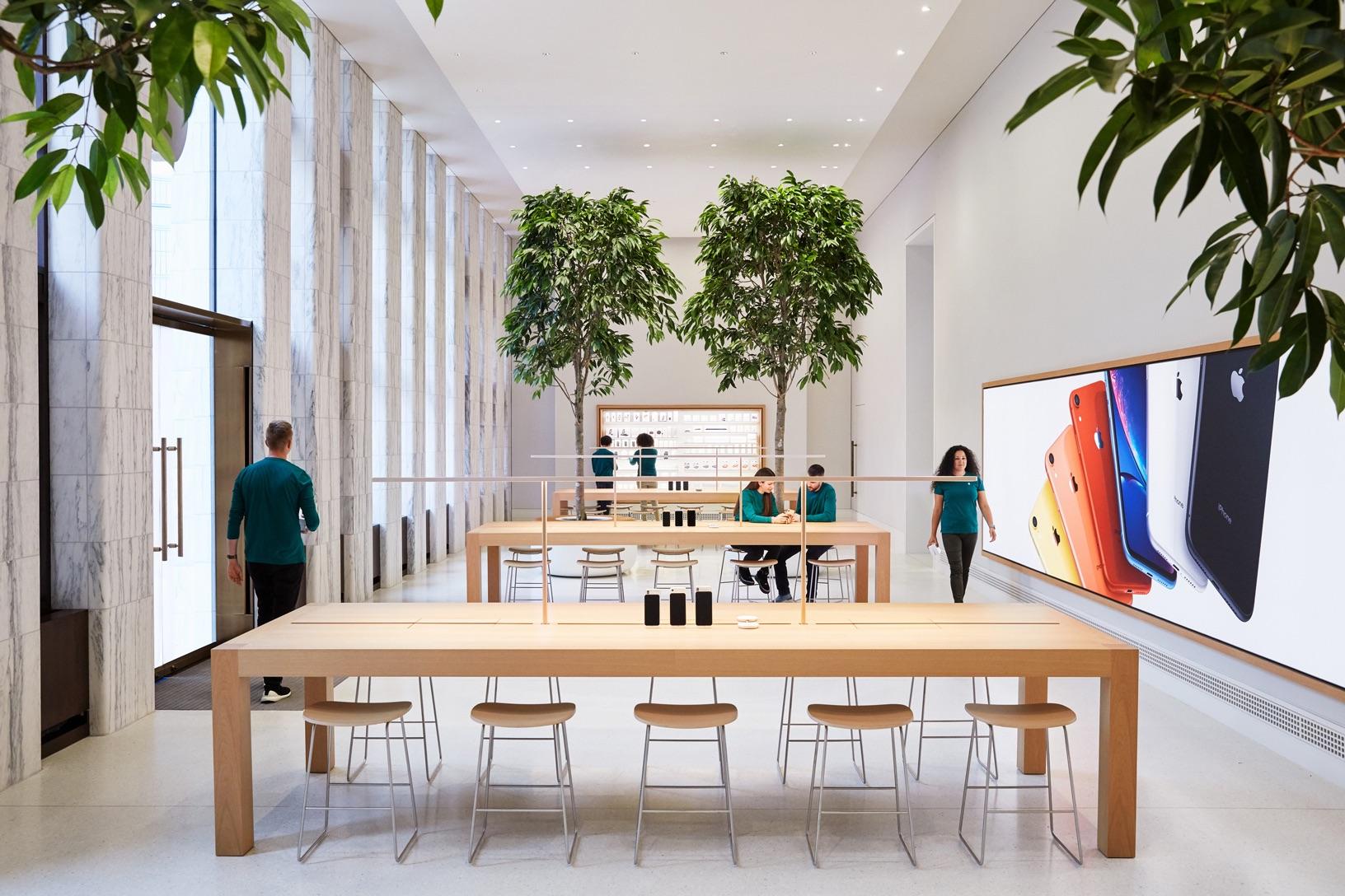 Apple carnegie library genius grove 05092019 - Galéria: Nový Apple Store vo washingtonskej Carnegie Library