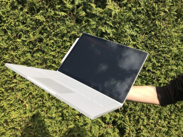 IMG 9886 1 600x450 - Recenze Microsoft Surface Book 2: dokáže překonat MacBook Pro?