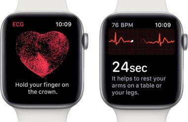 applewatchseries4ecgfeature 380x247 - Apple vydal watchOS 5.2.1, sprístupňuje EKG na Slovensku a v Čechách