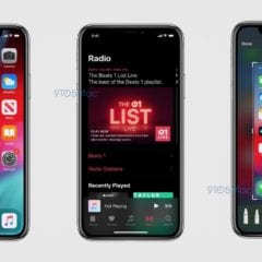 ios 13 screenshot dark mode 240x240 - Objevily se oficiální screenshoty iOS 13, které přinese Dark Mode, předělané připomínky a další novinky