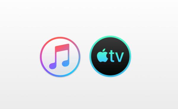 music tv mac 1 600x370 - Takto budú vyzerať nové hudobné a TV aplikácie v macOS 10.15