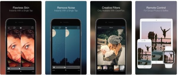 CleanPics  600x253 - Zlacnené aplikácie pre iPhone/iPad a Mac #23 týždeň