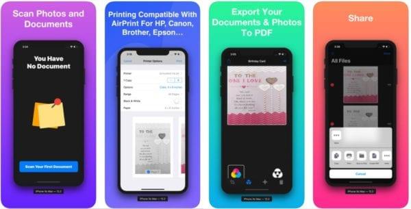 iPrintScan DocScan AirPrint 600x305 - Zlacnené aplikácie pre iPhone/iPad a Mac #23 týždeň