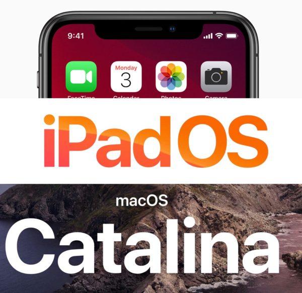 ios 13 ipados macos catalina public beta 600x582 - iOS 13, iPadOS, tvOS 13 a macOS Catalina boli práve sprístupnené pre verejnosť