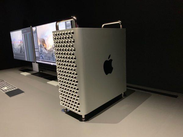 """macpro 600x450 - """"Strúhadlový"""" dizajn nového Macu Pro mal Apple už niekoľko rokov na stole"""