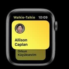 AppleWatch 580x358 240x240 - Apple musel vypnout funkci Vysílačka na Apple Watch - umožňovala odposlech