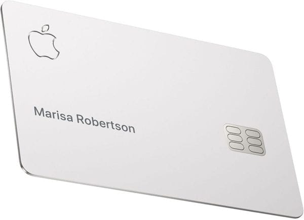 applecardtitanium 800x580 600x435 - Pilotný test Apple Card bol spustený