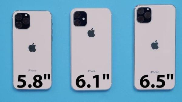 2019iphonescreensizes 600x338 - Apple rozeslal pozvánky na svůj další event, ten se bude konat 10. září