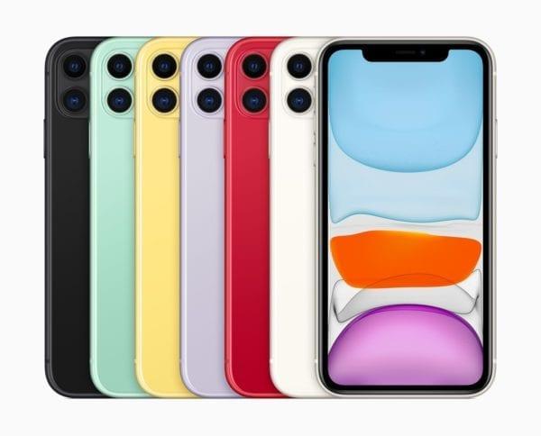 Apple iphone 11 family lineup 091019 600x484 - iPhone 11 vyjde 20. septembra aj u nás, predobjednávky už tento piatok