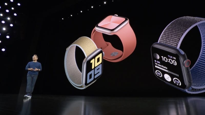 f1568137340 - Displej v nových Apple Watch Series 5 sa už nebude vypínať
