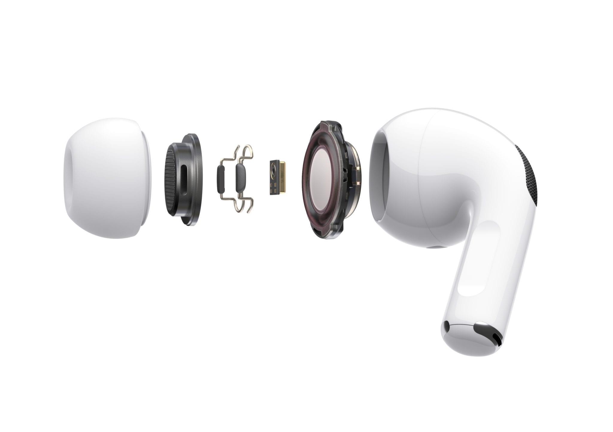 Apple AirPods Pro Expanded 102819 - Apple predstavil AirPods Pro s potláčaním hluku a novou cenovkou