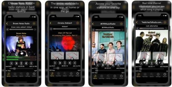 air radio tune  600x305 - Zlacnené aplikácie pre iPhone/iPad a Mac #13 týždeň
