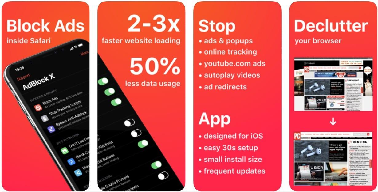 AdBlock Plus - Zlacnené aplikácie pre iPhone/iPad a Mac #06 týždeň