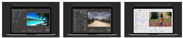 Image Plus Easy Photo Editor 600x126 - Zlacnené aplikácie pre iPhone/iPad a Mac #02 týždeň