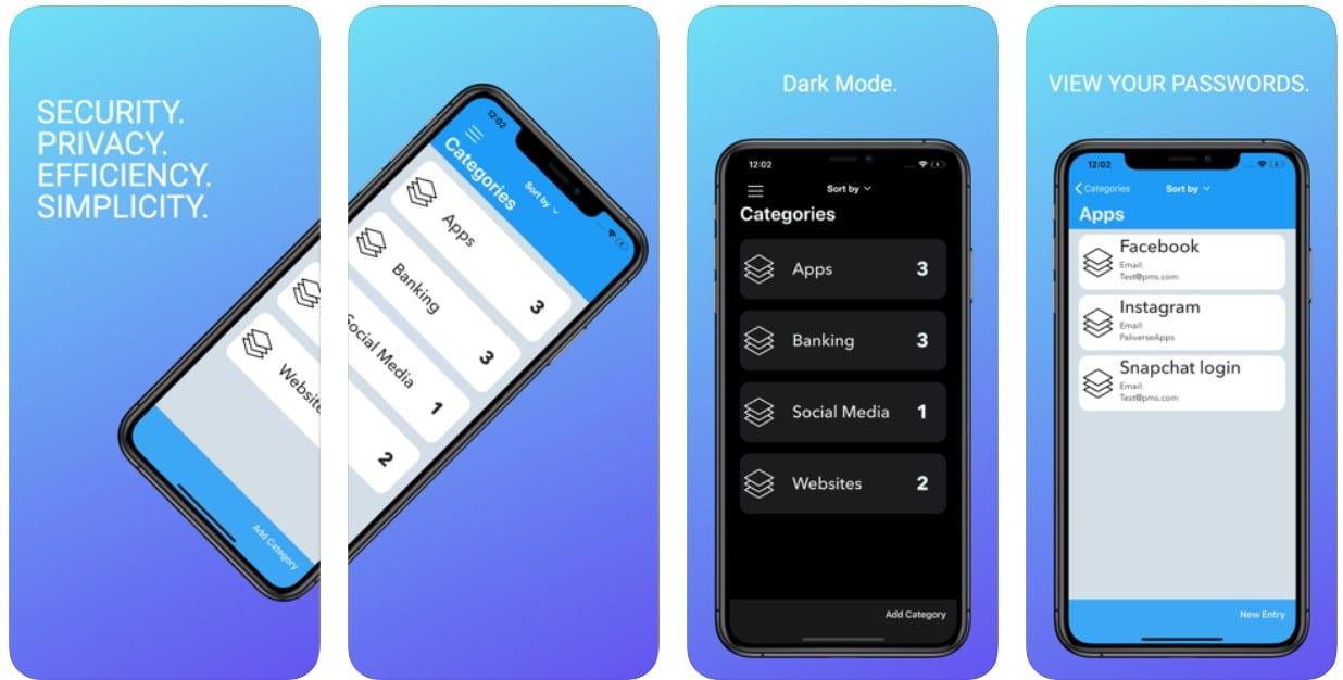 KeyMaster Password Manager - Zlacnené aplikácie pre iPhone/iPad a Mac #04 týždeň
