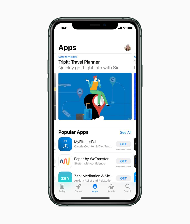 appstore - Apple chce priniesť novú éru svojich služieb